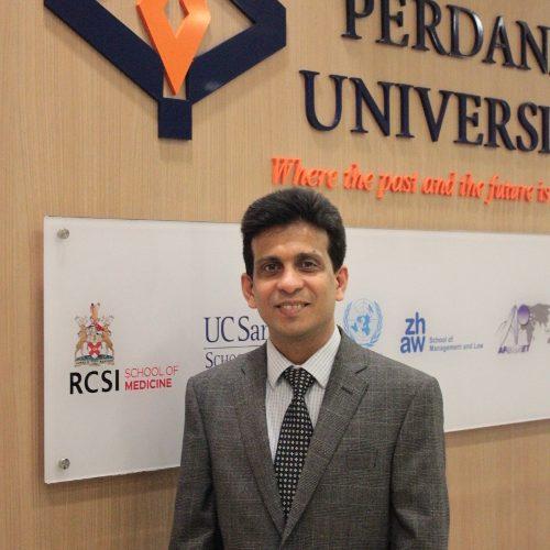 Assoc. Prof. Dr. Manoj Valappil