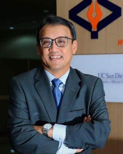Photograph of Prof Dr. Zabidi Azhar Mohd Hussin (Chief Executive Officer)