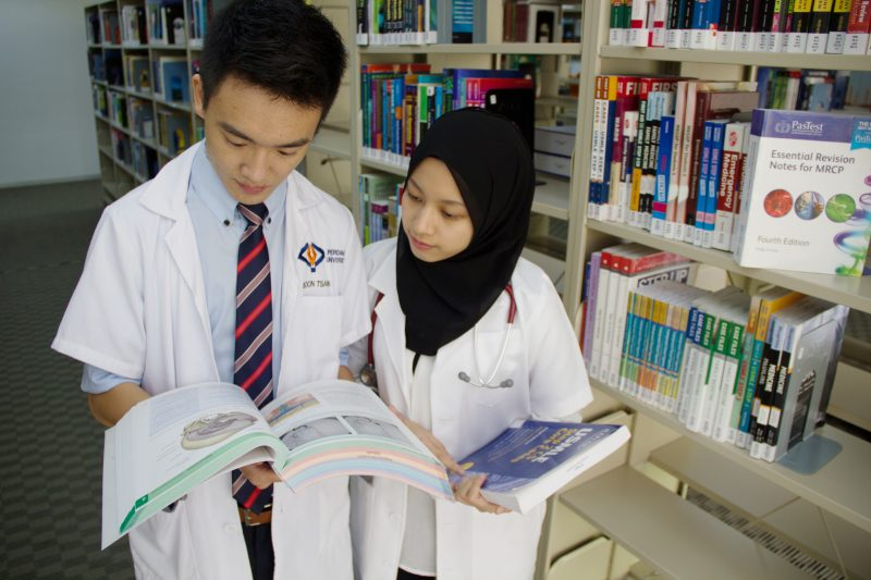 Services and Facilities at Library - Perdana University - Perdana