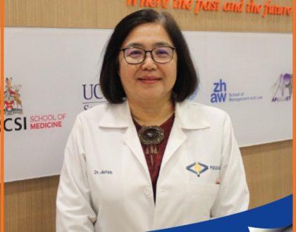 Perdana University proudly congratulates Associate Professor Datin Dr Juriah Abdullah on her appointment as Dean, The Perdana University Graduate School of Medicine effective 1st January 2018.