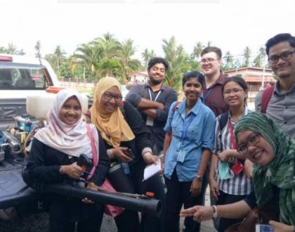 Block One, Community Fieldwork Attachment (PU-RCSI Intermediate Cycle 3)