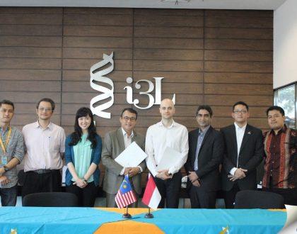 Memorandum of Agreement (MoA) with International Partners