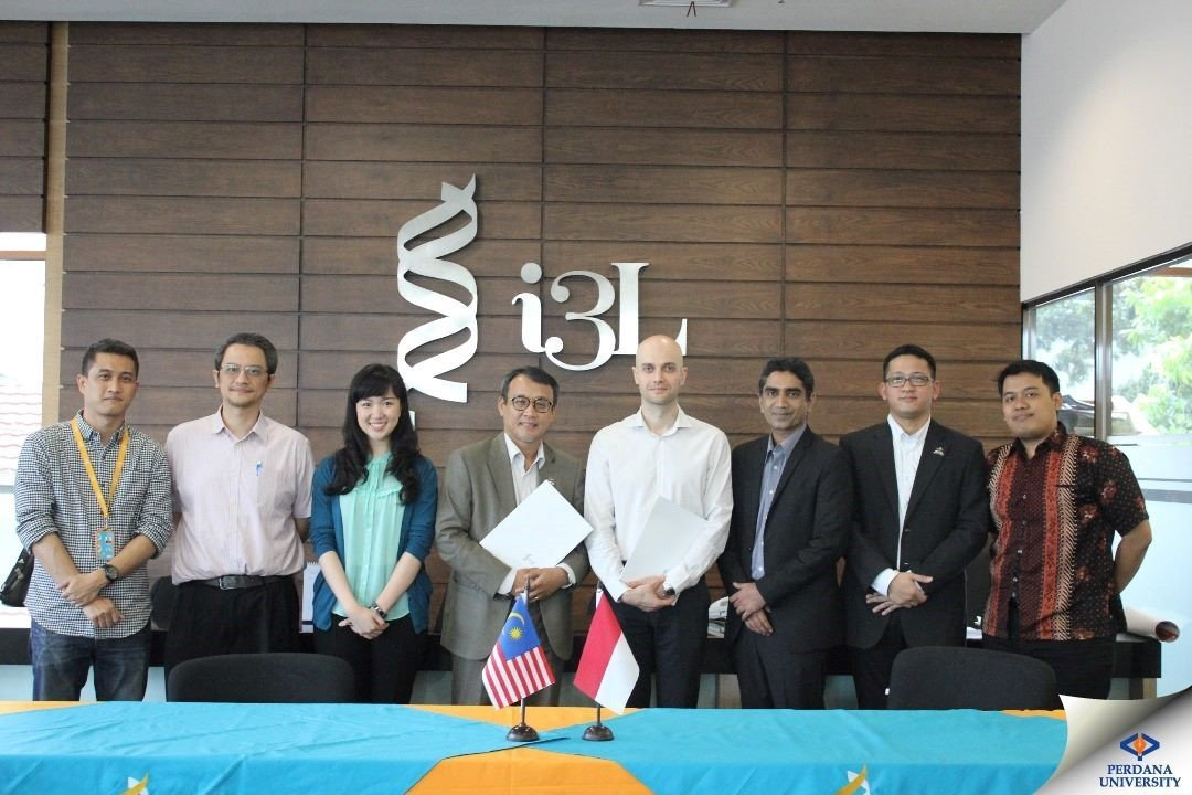 Memorandum of Agreement (MoA) with International Partners