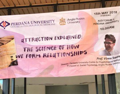 PU-CPM Talks in University Malaya and Perdana University