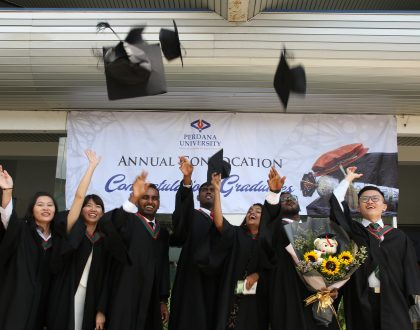 Perdana University 3rd Convocation Photo Album