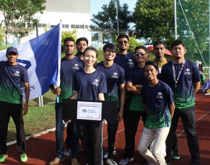 Gold medals for Perdana students at MIVG 2018
