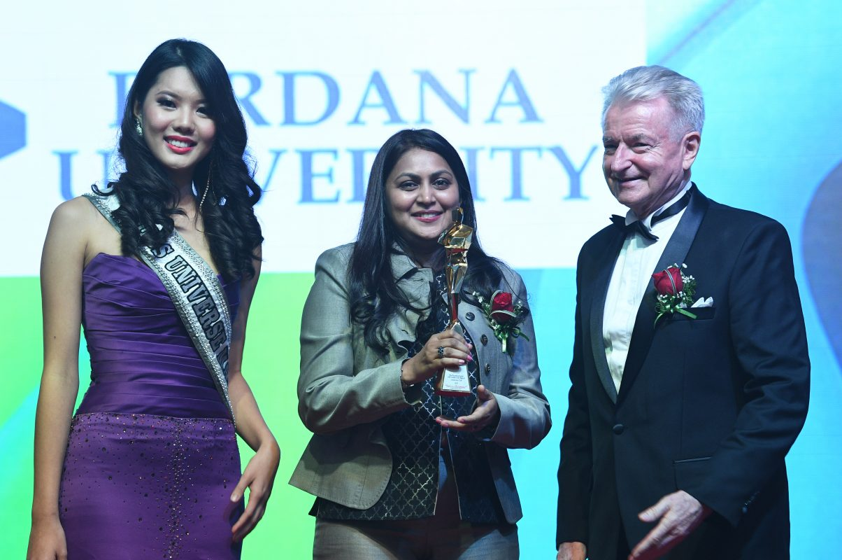 Perdana University honoured with BrandLaureate CSR Award