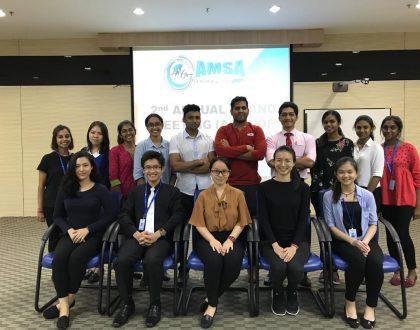 AMSA PU Elects Board Members for 2018-2019
