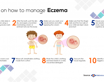 The Basics of Managing Your Child's Eczema