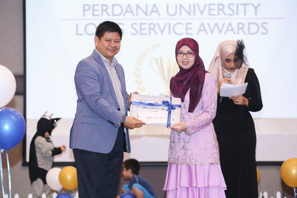 Highlight: Wan Saizatul Aizan (Kak Wan)