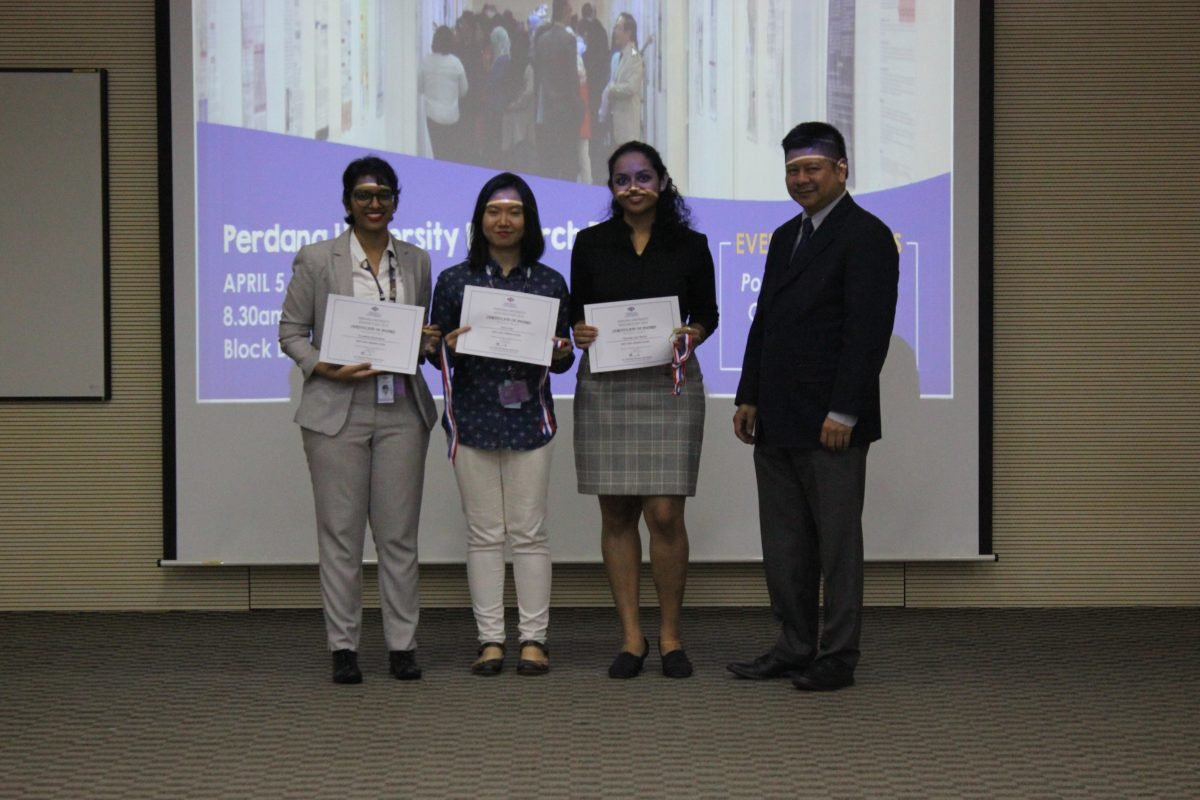 Perdana University Research Day, 5th April 2019